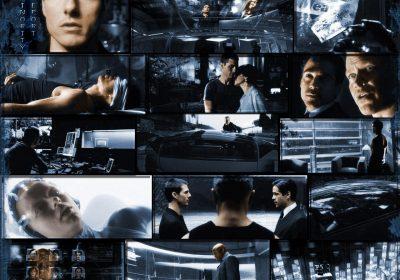 予測逮捕を描いた映画「マイノリティリポート」